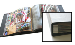 Square photo album (30 x 30 cm)