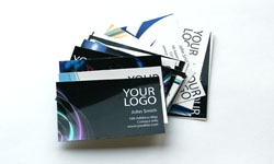 Business cards 85 x 55 mm
